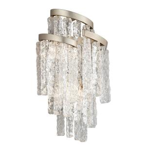 Mont Blanc - Three Light Wall Sconce