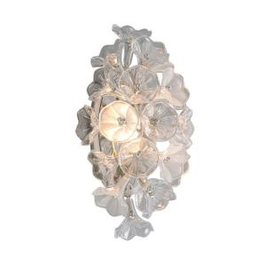 Jasmine - 9 Inch 12W 1 LED Wall Sconce