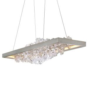 Jasmine - 60 Inch 118W 1 LED Linear Pendant