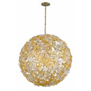 Milan - Eight Light Globe Pendant