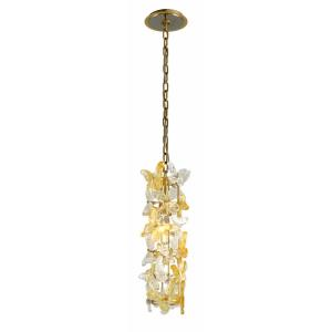 Milan - One Light Column Pendant