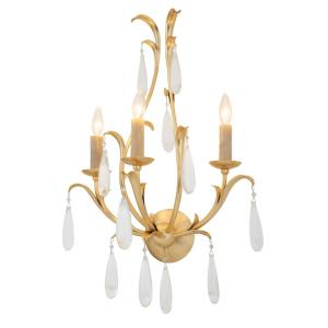 Prosecco - 3 Light Wall Sconce