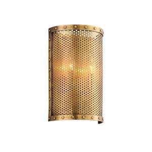Rotunda - Two Light Wall Sconce