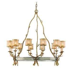 PARC ROYALE 12LT CHANDELIER