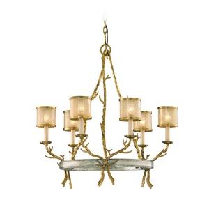 PARC ROYALE 6LT CHANDELIER