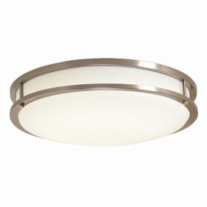 "DF Pro - 10"" 16.5W 1 4000K LED Low-Profile Flush Mount"