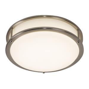 "DF Pro - 12"" 18W 1 4000K LED Low-Profile Flush Mount"