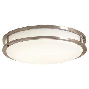 "DF Pro - 14"" 21.5W 1 3000K LED Low-Profile Flush Mount"