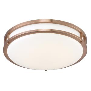 "DF Pro - 16"" 21W 1 3000K LED Low-Profile Flush Mount"