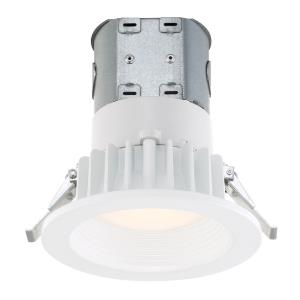 "DF Pro - 4"" 11.2W 1 3000K LED Easy Up Recessed Light"