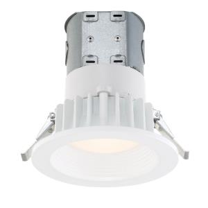 "DF Pro - 4"" 11.2W 1 3500K LED Easy Up Recessed Light"