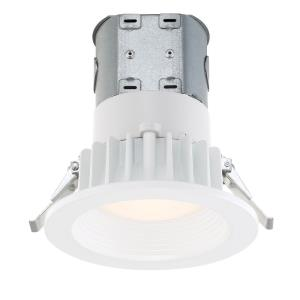 "DF Pro - 4"" 11.2W 1 5000K LED Easy Up Recessed Light"