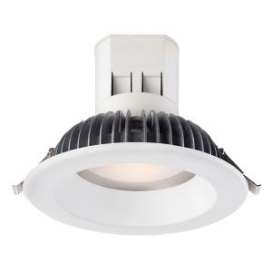 "DF Pro - 6"" 12.6W 1 2700K LED Easy Up Recessed Light with Magnetic Trim"
