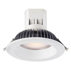 "DF Pro - 6"" 13W 1 4000K LED Easy Up Recessed Light with Magnetic Trim"