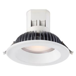 "DF Pro - 6"" 12.9W 1 5000K LED Easy Up Recessed Light with Magnetic Trim"