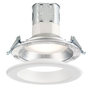"DF Pro - 6"" 11.5W 1 2700K LED Easy-Up Remodel Magnetic Recessed Light"
