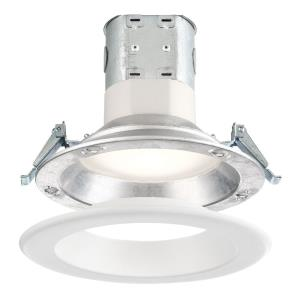 "DF Pro - 6"" 11.5W 1 3000K LED Easy-Up Remodel Magnetic Recessed Light"