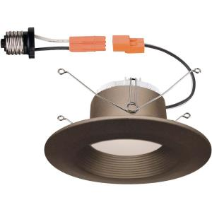 "DF Pro - 6"" 10.5W 1 3000K LED Recessed Trim Ceiling Light"
