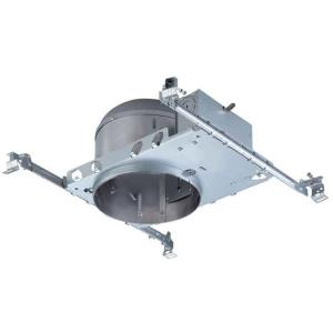 "DF Pro - 6"" Recessed Housing Shallow Height New Construction Can"