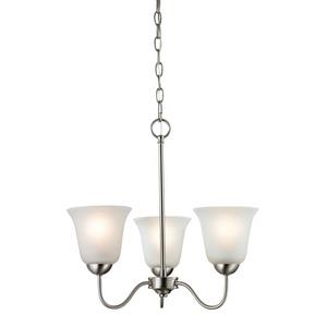 Conway - Three Light Chandelier