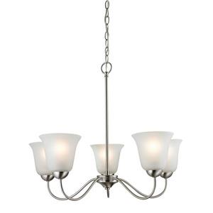 Conway - Five Light Chandelier