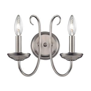 Williamsport - Two Light Wall Sconce
