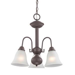 Bellingham - Three Light Chandelier