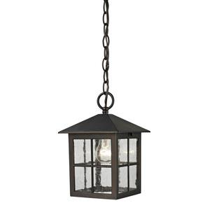 Shaker Heights - One Light Small Outdoor Pendant