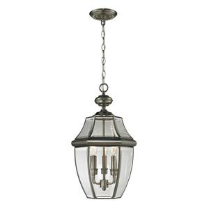 Ashford - Three Light Large Outdoor Hanging Lantern