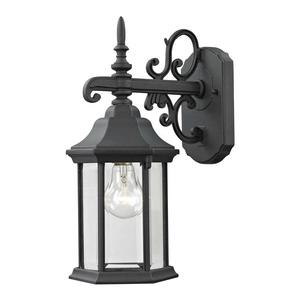 Spring Lake - One Light Small Outdoor Coach Wall Lantern