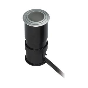 Alpha - 3.25 Inch 3W 1 LED Wet Location Button Light