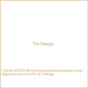 """10"""" 2-Tier Pagoda Light - Die-Cast Aluminum"""