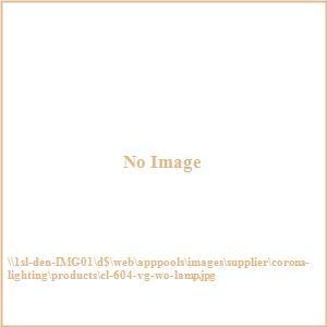 """14.25"""" 4-Tier Pagoda Light - Die-Cast Aluminum"""