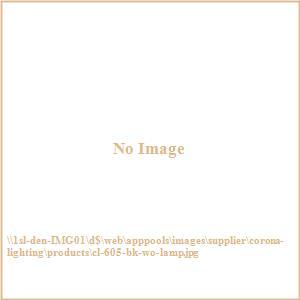 "12"" 1W LED Pagoda Lantern"