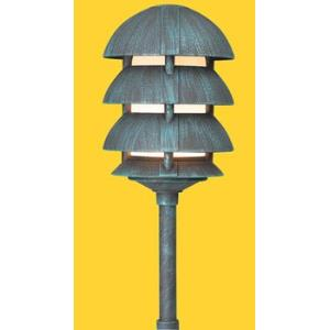 "14"" LED 4-Tier Pagoda Light"