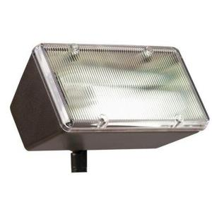 Two Light Flood Light - Polycarbonate