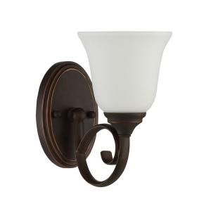 Barrett Place - One Light Wall Sconce