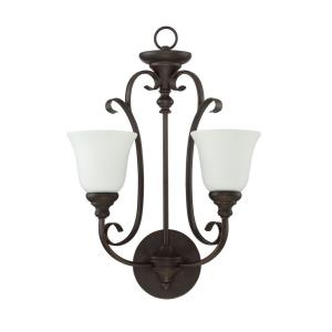 Barrett Place - Two Light Wall Sconce