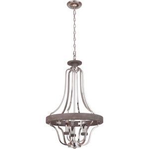 Ashwood - Three Light Pendant