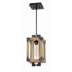 Cubic - One Light Mini Pendant