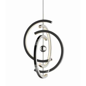 Anello - 280W 4 LED Pendant - 21 inches wide by 39.5 inches high