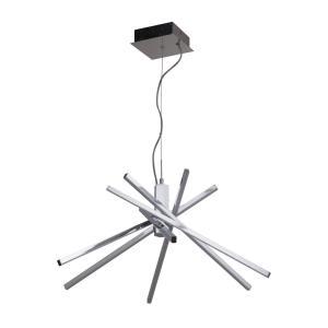 Pinnacle - 111.25 Inch 408W 6 LED Chandelier