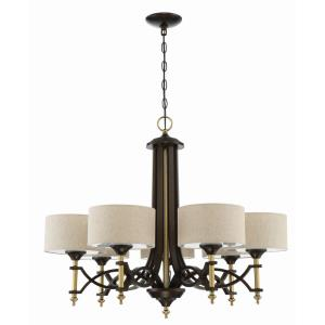 Colonial - Seven Light Chandelier