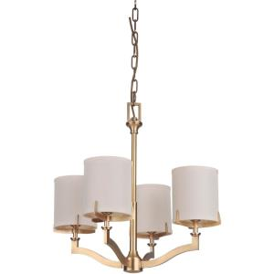 Devlyn - Four Light Chandelier - 22 inches wide by 22 inches high