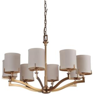 Devlyn - Eight Light Chandelier - 33.75 inches wide by 22 inches high