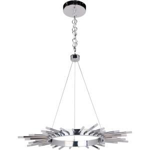 Korona - 31.88 Inch 1024W 32 LED Chandelier