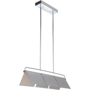 Tente - 96W 3 LED Island - 8.13 inches wide by 6.75 inches high