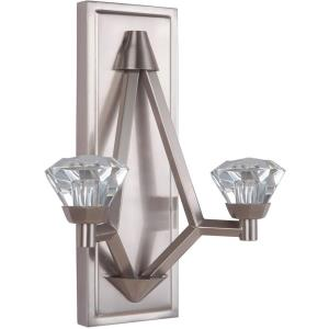 """Radiante - 14.25"""" 16W 2 LED Wall Sconce"""