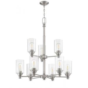 Dardyn - Nine Light Chandelier - 29.25 inches wide by 35 inches high