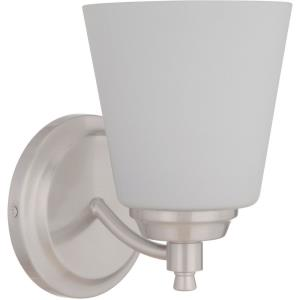 Tyler - One Light Wall Sconce in Transitional Style - 5.5 inches wide by 9.5 inches high